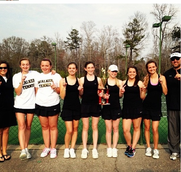 girls tennis 2013
