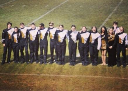 Band seniors 2013